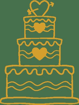 Torte Mrs. Right München Hochzeitplaner