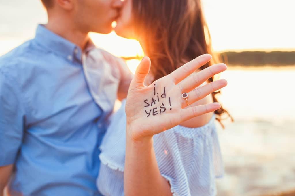 Heiratsantrag Hochzeit Hochzeitsplanung