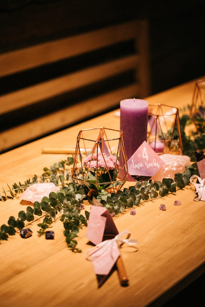 Hochzeitsplaner Papeterie Hochzeit Hochzeitsplanung Styled Shoot Kristall
