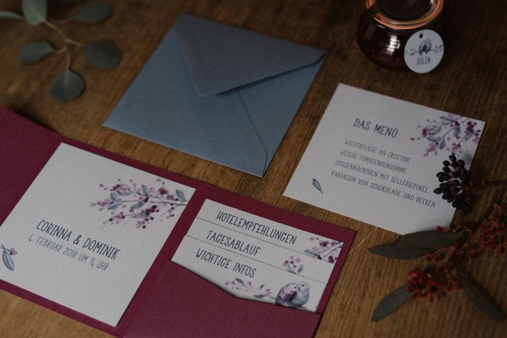 Hochzeitsplanung Hochzeit Hochzeitseinladung Papeterie Hochzeitsplaner