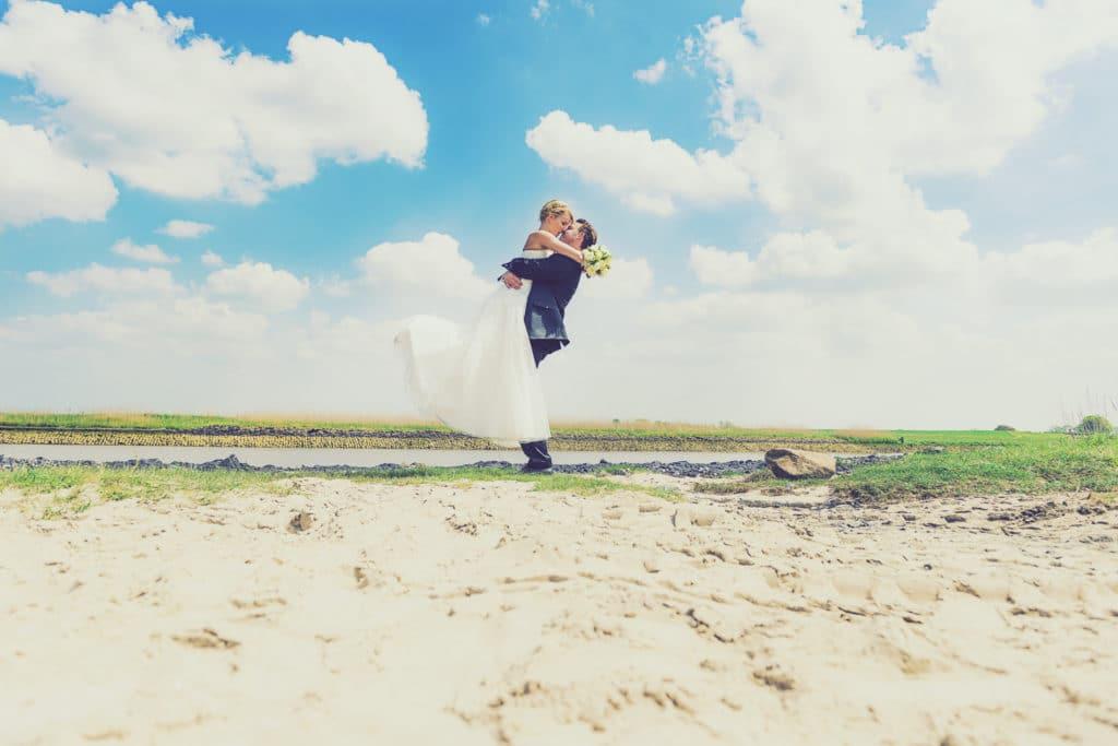 Brautpaar Hochzeitsplanung Hochzeitsplaner Strandhochzeit Standesamt