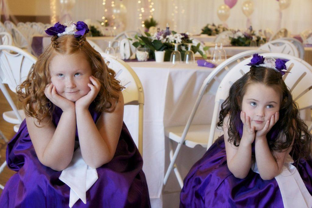 Hochzeit München Hochzeitsplaner Blumen Mädchen Kinder