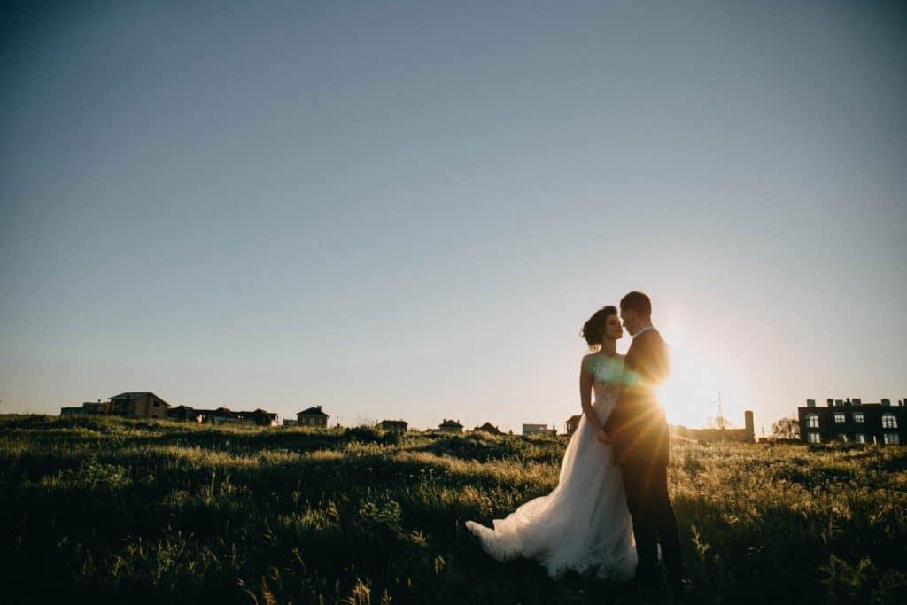 Hochzeit Brautpaar Nachhaltigkeit Green Wedding Hochzeitsplaner