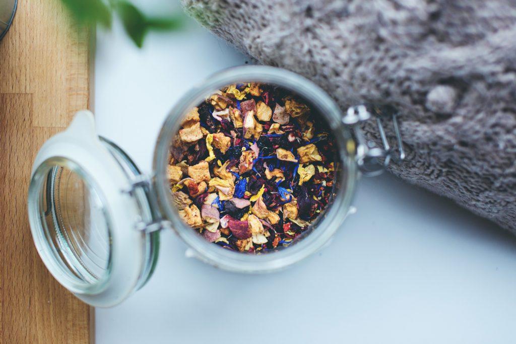 Tee Kräuter Gastgeschenk Hochzeit Hochzeitsplaner