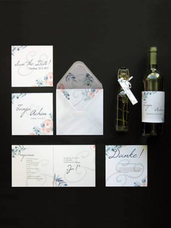Hochzeitspapeterie Hochzeitsplanung Hochzeit Hochzeitseinladung Papeterie